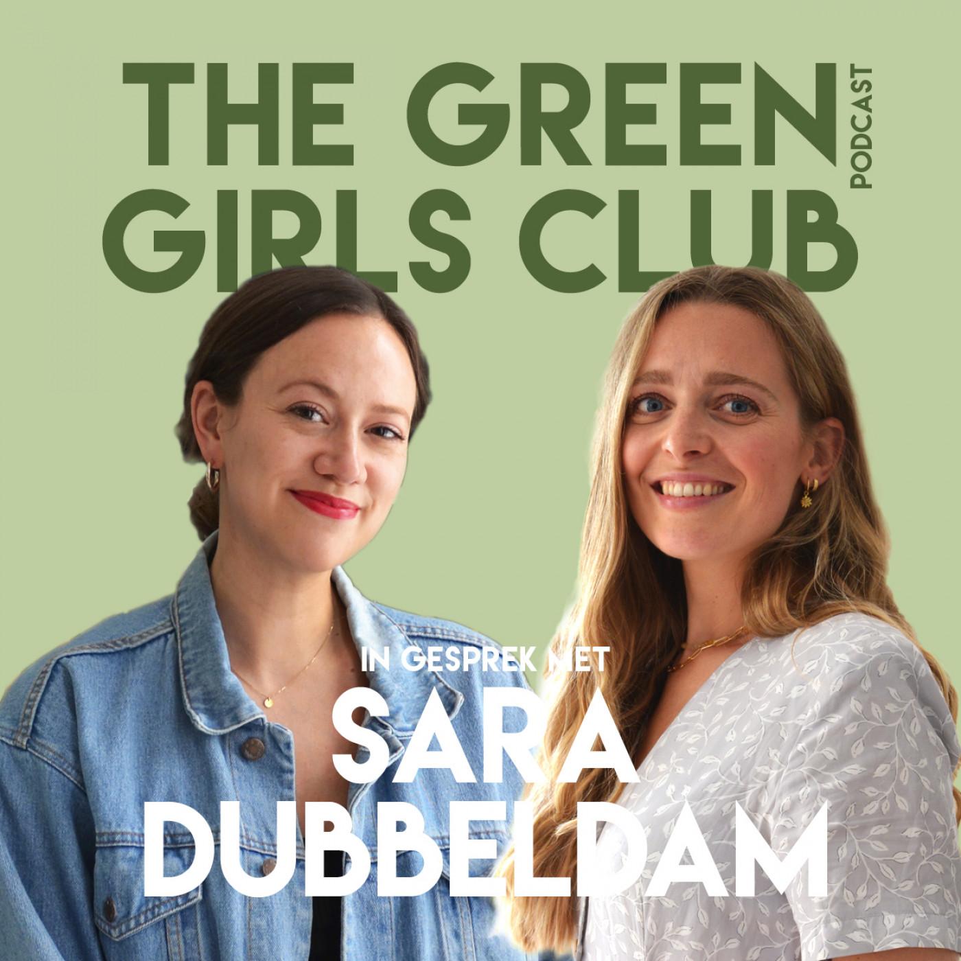 #03 - Sara Dubbeldam over het verduurzamen van je kledingkast